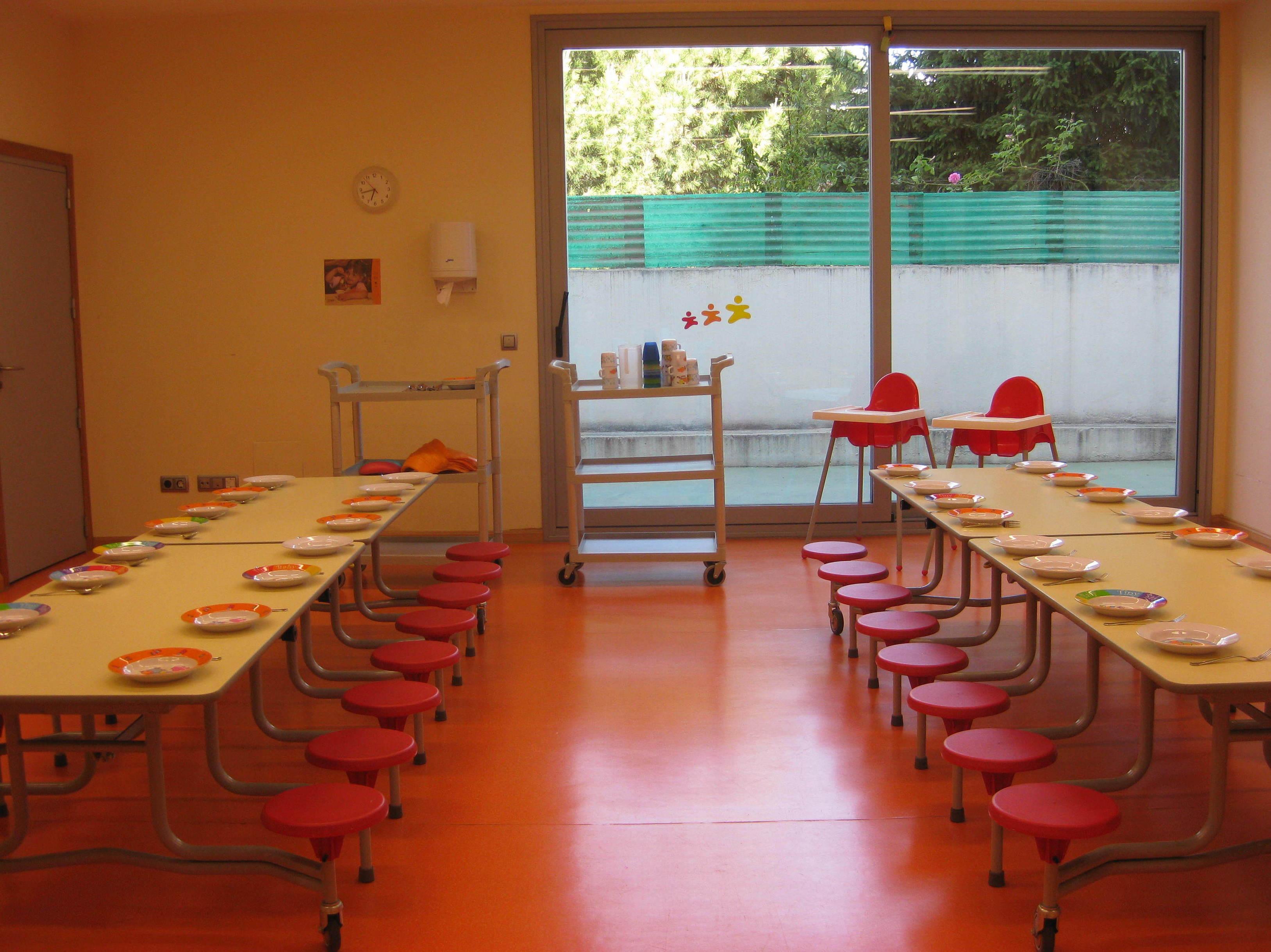 Comedor de la escuela