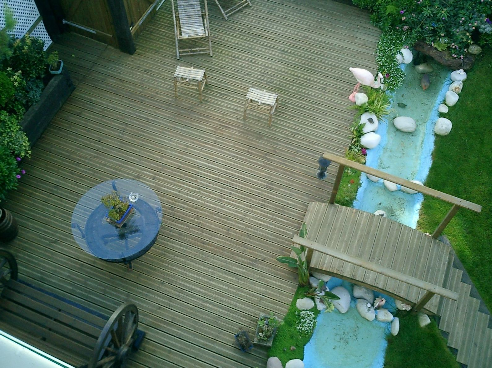 Foto 4 de Jardines (diseño y mantenimiento) en Vitoria-Gasteiz | Indoor Garden