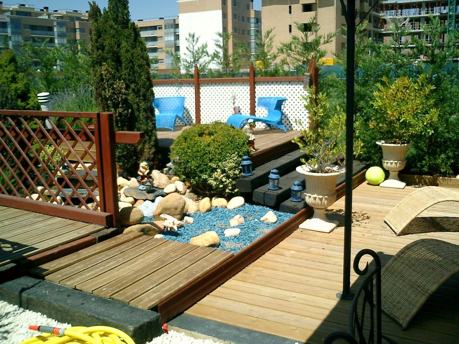 Foto 20 de Jardines (diseño y mantenimiento) en Vitoria-Gasteiz | Indoor Garden