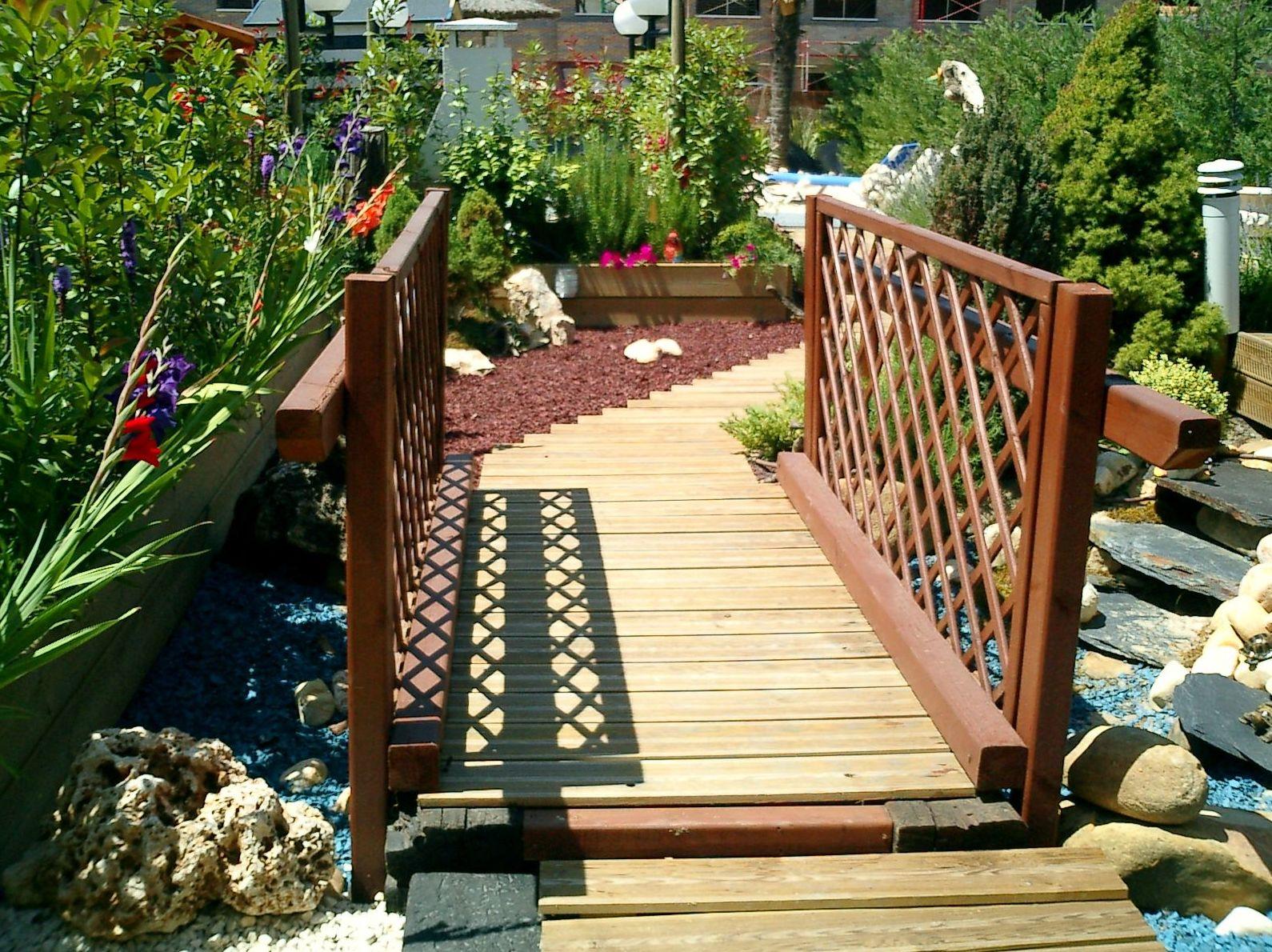 Foto 30 de Jardines (diseño y mantenimiento) en Vitoria-Gasteiz | Indoor Garden