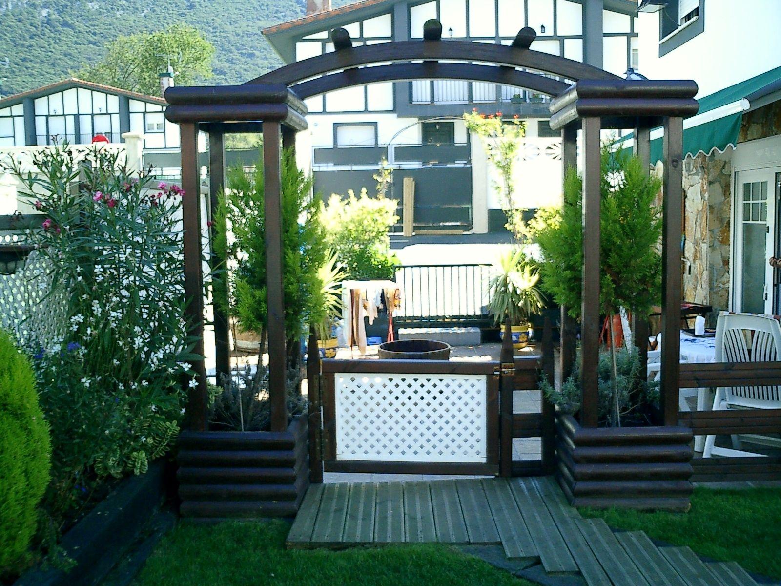 Patios y terrazas 2