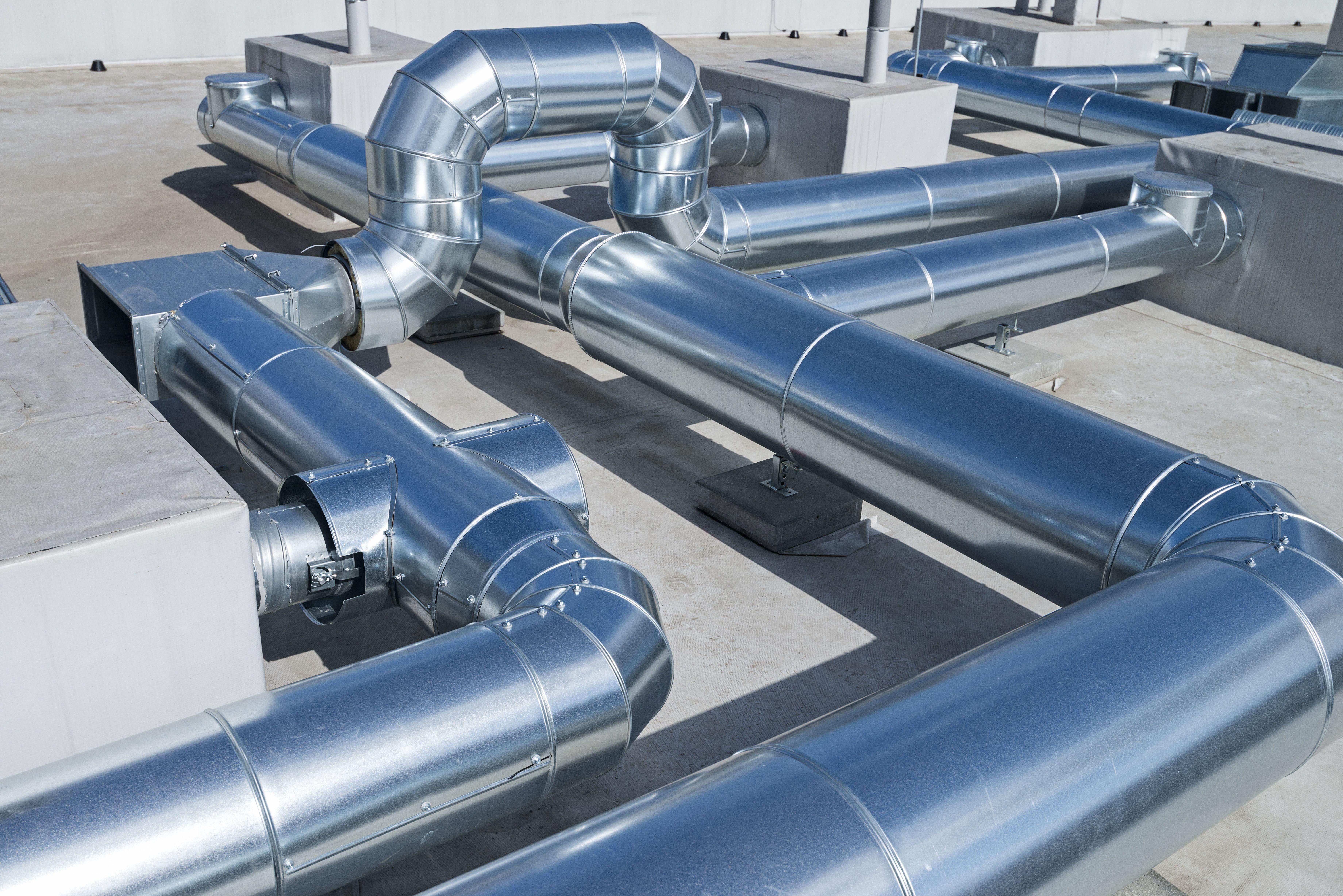 Todo tipo de fabricación de calderería en general en Murcia
