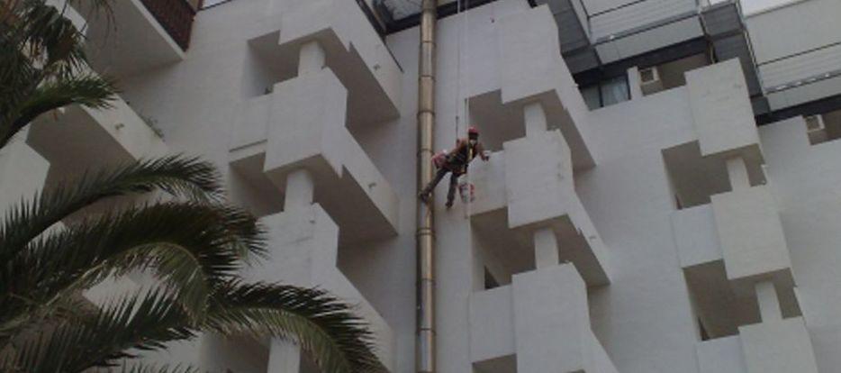 rehabilitacion de fachadas santa cruz de tenerife