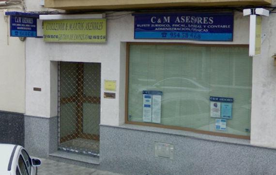 Foto 1 de Administración de fincas en Sevilla | CORREDOR MARTOS ASESORES, S.L