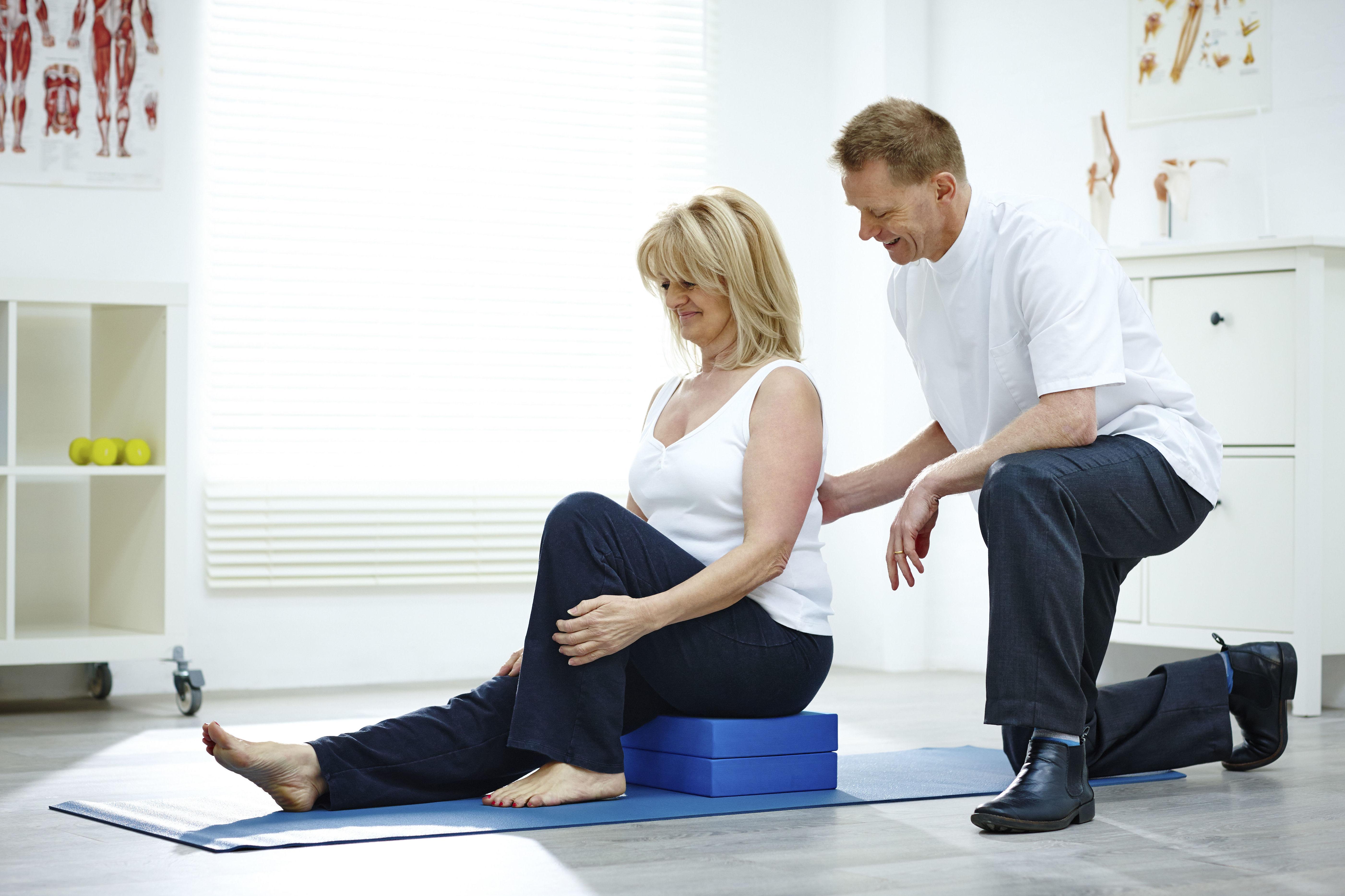 Centro de fisioterapia y rehabilitación en Santander