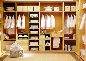Armario.vestidor de diseño exclusivo a petición del cliente