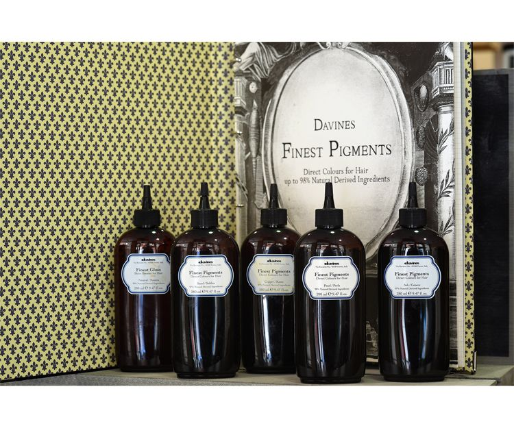 Productos de belleza Davines en Oviedo