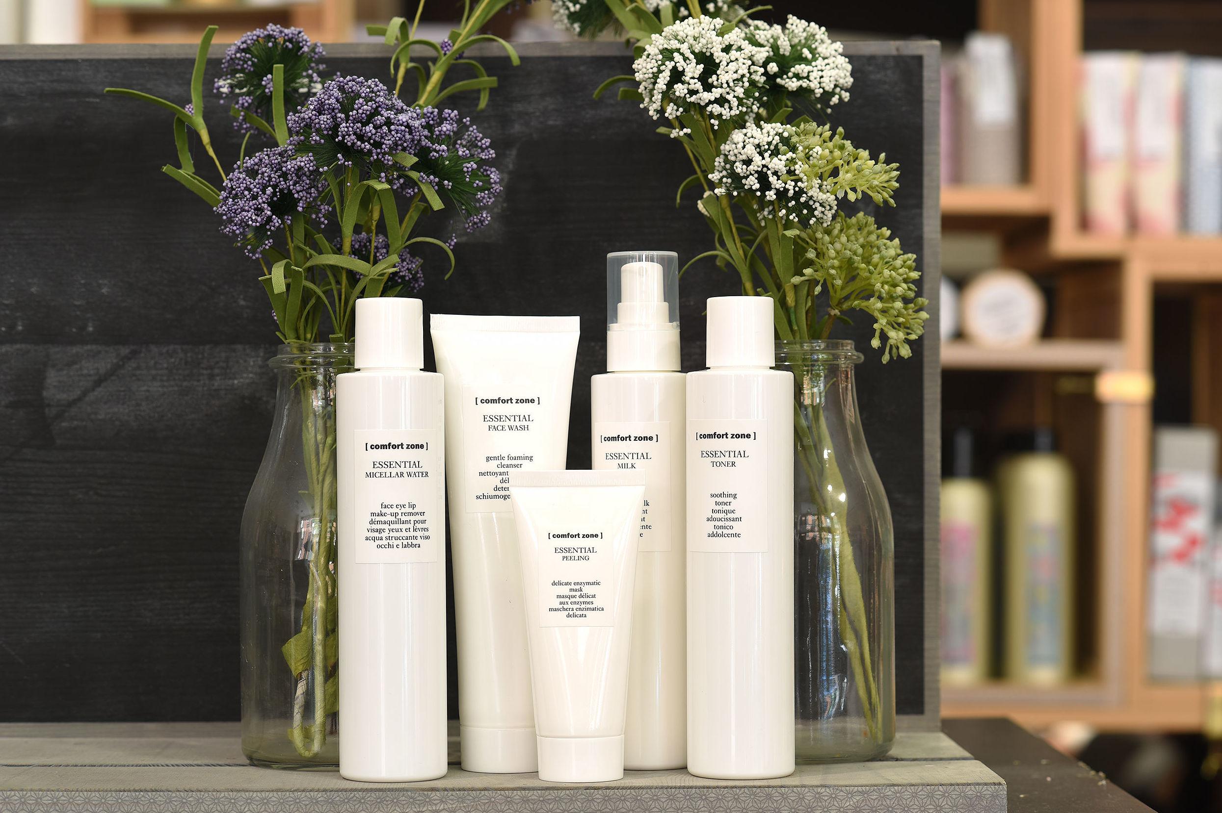 Essential -  limpiador, desmaquillador y exfoliante: Alta Cosmética Natural de Sostenible Beauty Concepts