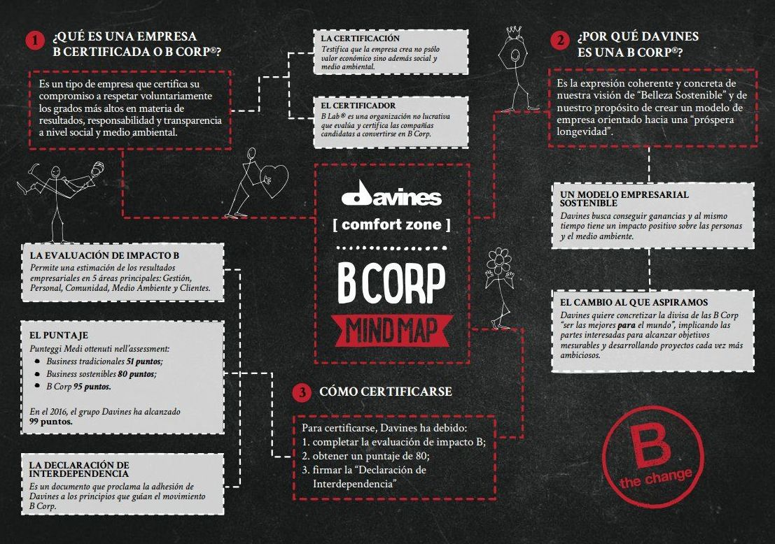 ¿Qué es una empresa B Certificada o B Corp?