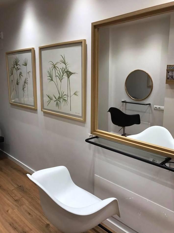 Diseño de salones: Alta Cosmética Natural de Sostenible Beauty Concepts