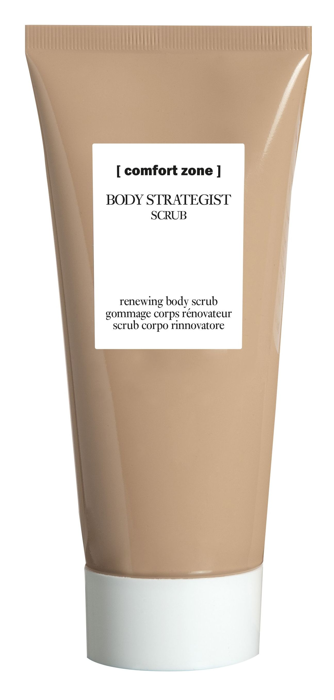 Body Strategist Scrub: Alta Cosmética Natural de Sostenible Beauty Concepts