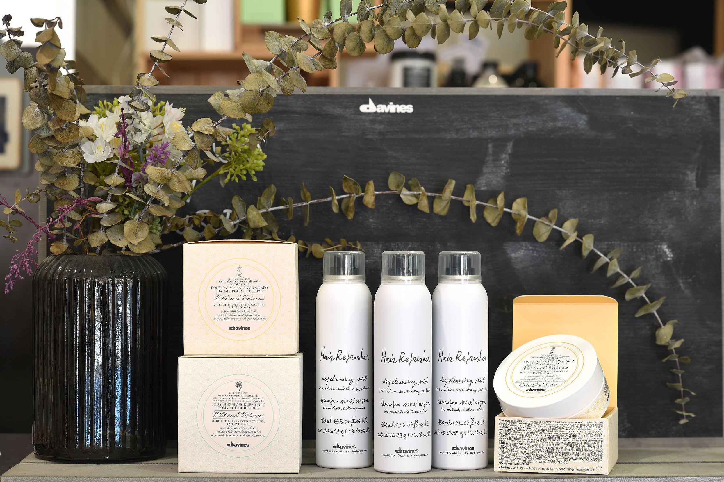 Hair Refresher: Alta Cosmética Natural de Sostenible Beauty Concepts
