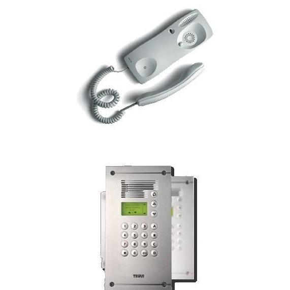 Porteros convencionales: Productos y Servicios de Antenas Munárriz