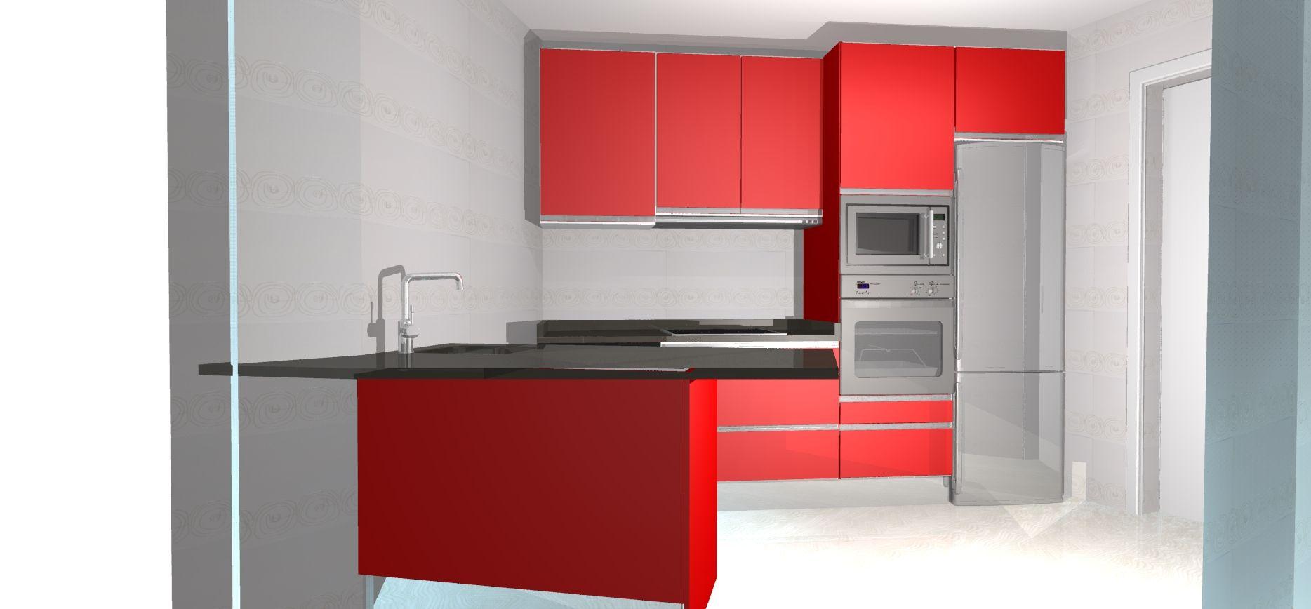 Fabricamos todo tipo de mobiliario de cocina a medida