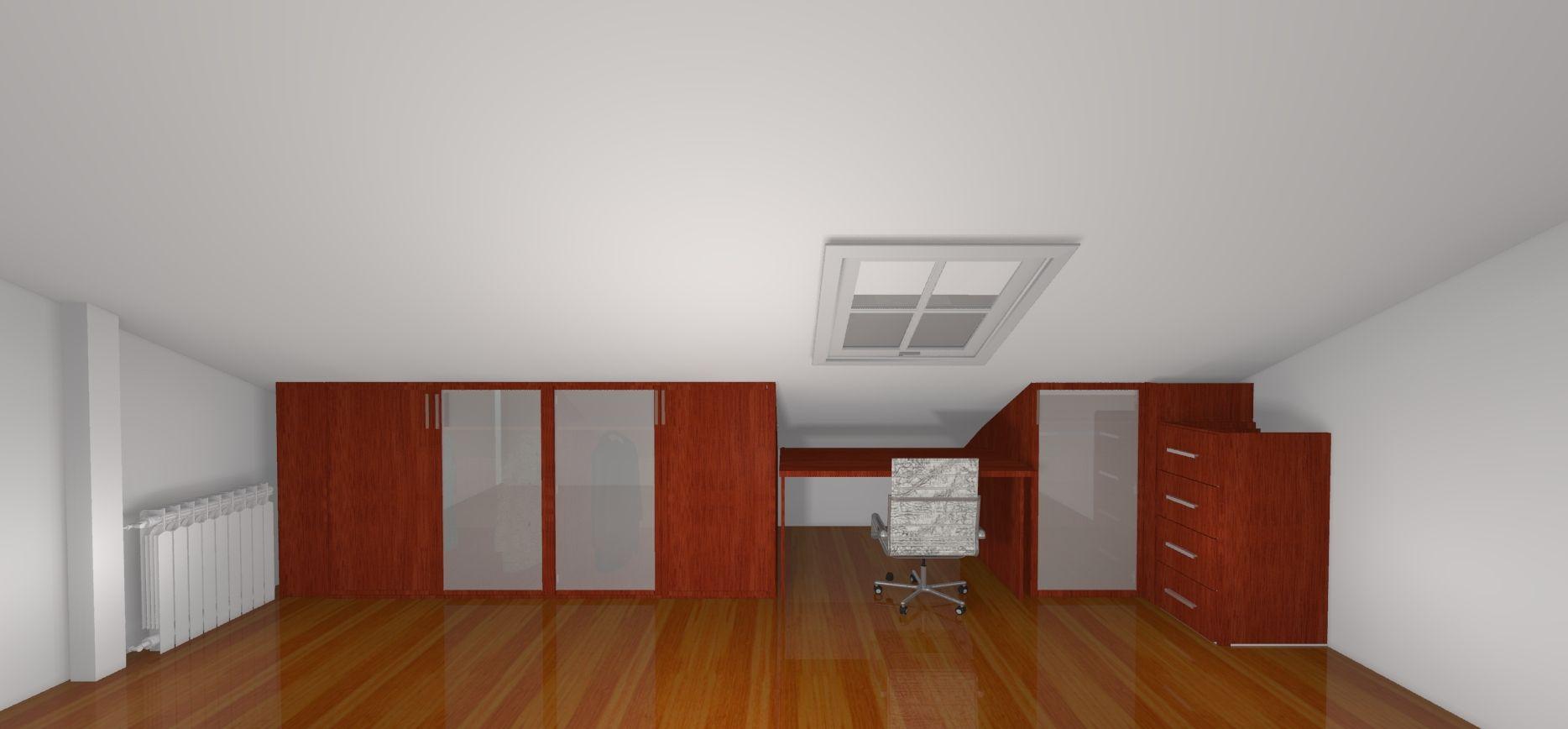 Diseño, fabricación y montaje de muebles a medida