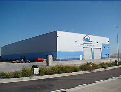 Extensas y modernas instalaciones