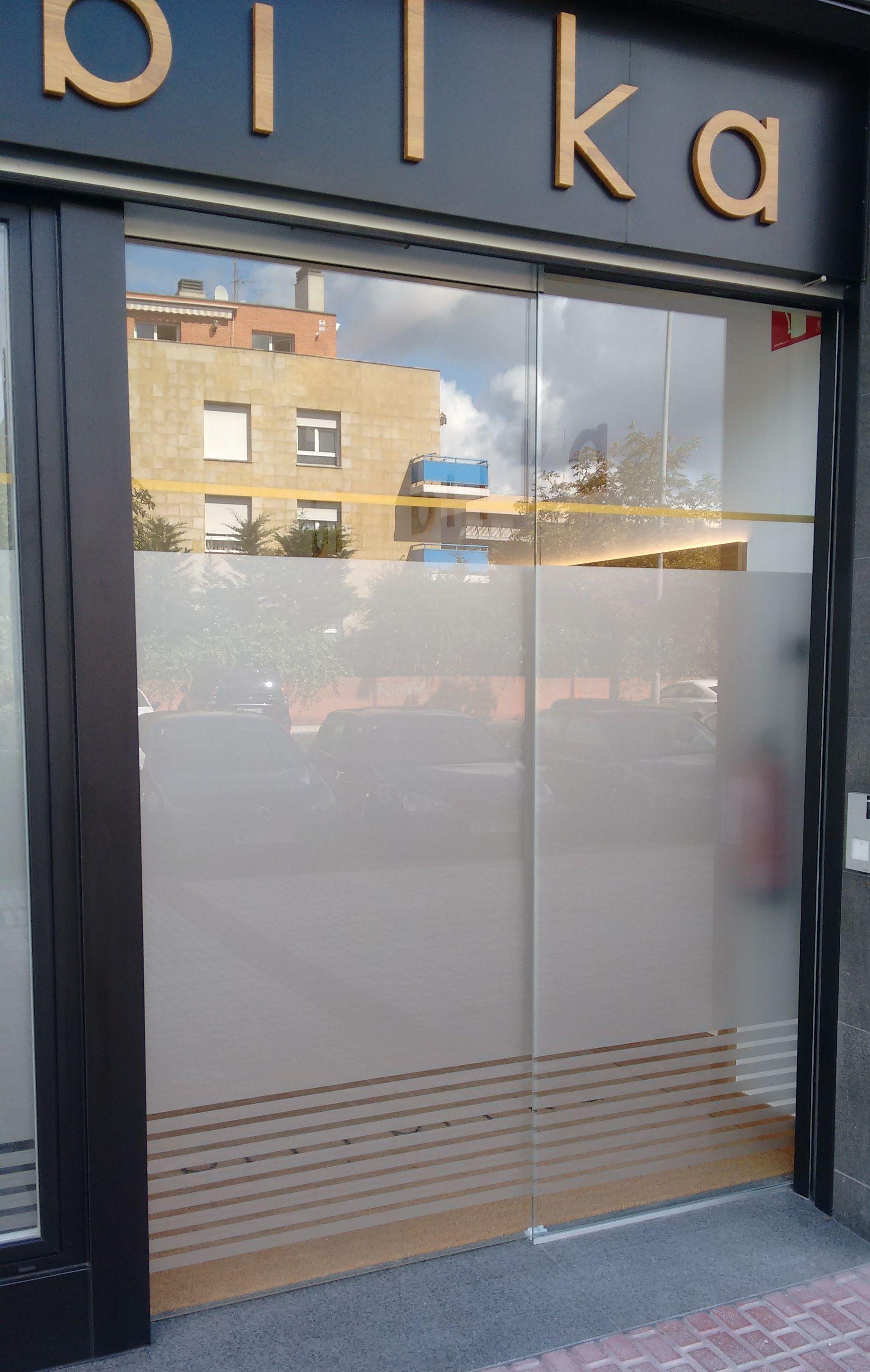 Foto 21 de Puertas automáticas en Trapagaran | Automatismos y Cierres Alman