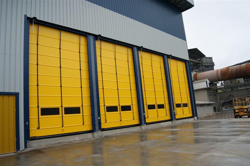 Foto 12 de Puertas automáticas en Trapagaran | Automatismos y Cierres Alman