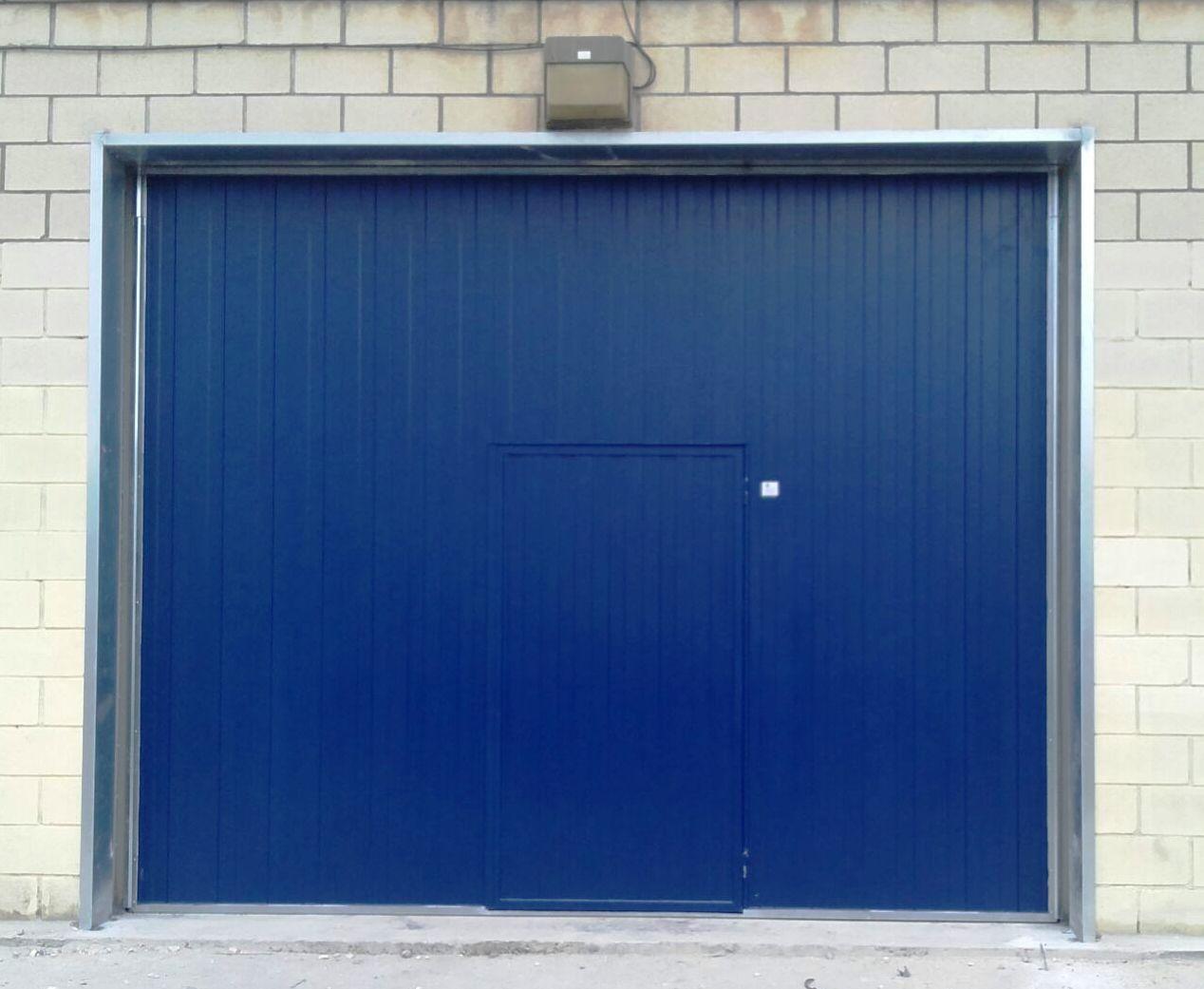 Foto 19 de Puertas automáticas en Trapagaran | Automatismos y Cierres Alman