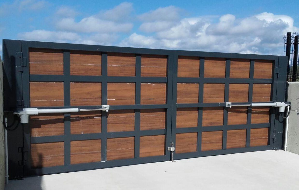 Foto 37 de Puertas automáticas en Trapagaran | Automatismos y Cierres Alman
