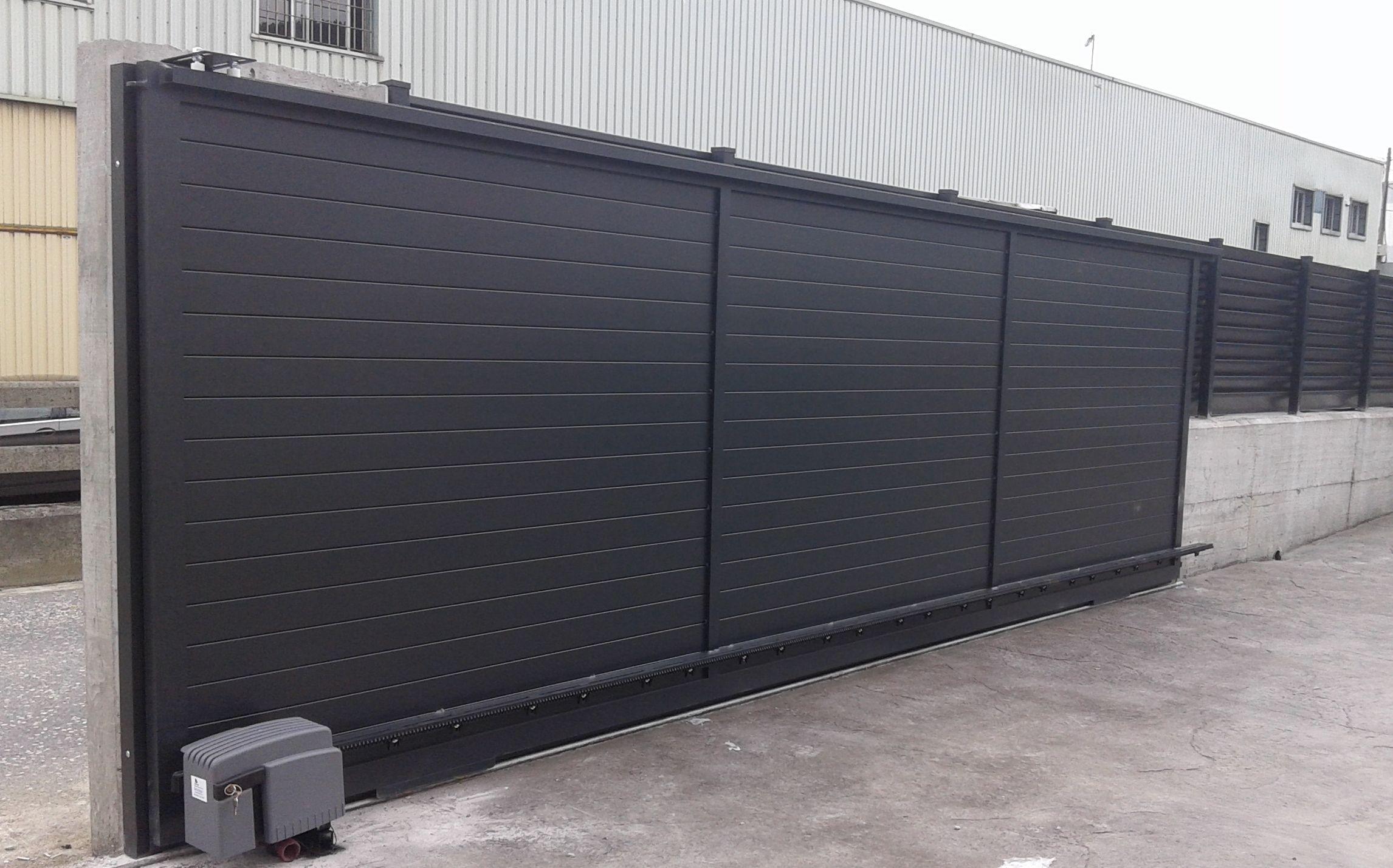 Foto 17 de Puertas automáticas en Trapagaran | Automatismos y Cierres Alman