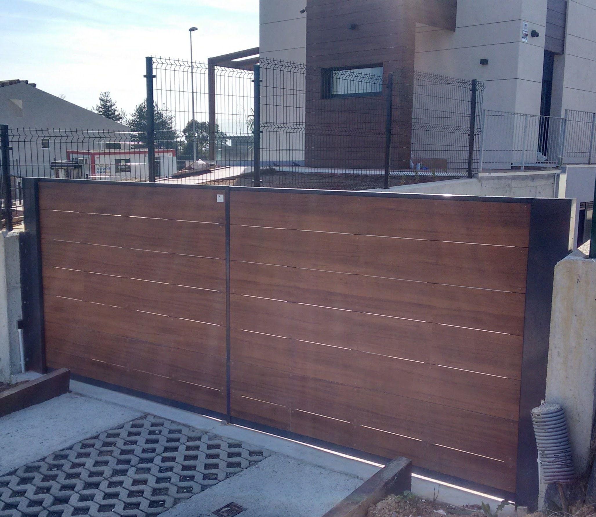 Foto 22 de Puertas automáticas en Trapagaran | Automatismos y Cierres Alman