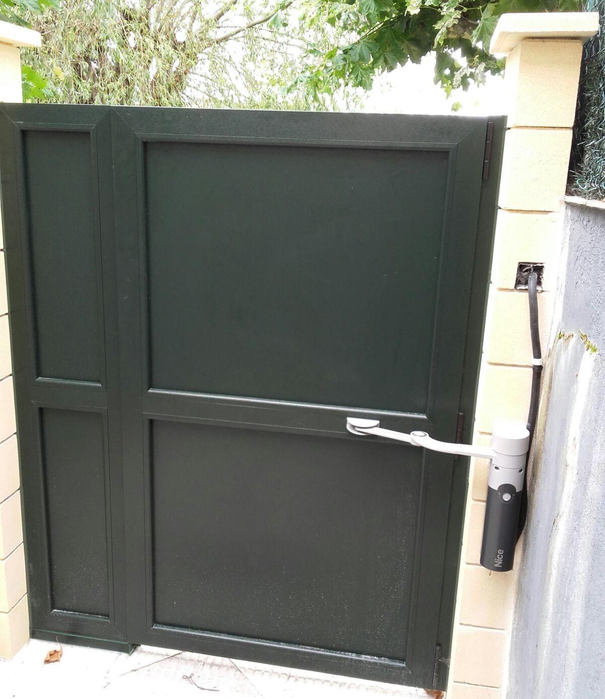 Foto 42 de Puertas automáticas en Trapagaran | Automatismos y Cierres Alman