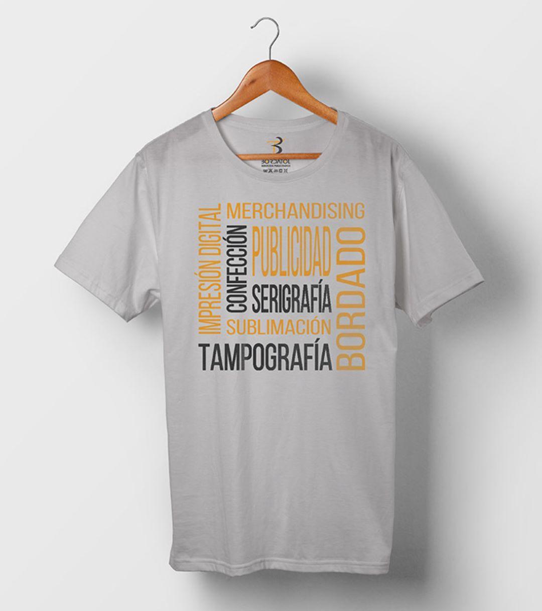 Servicios publicitarios, creación de marca, camisetas personalizadas...Bordatol marca la diferencia