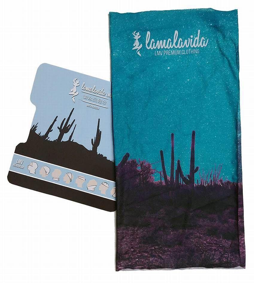 Cuello y packaging personalizados para @lamalavida_lmv