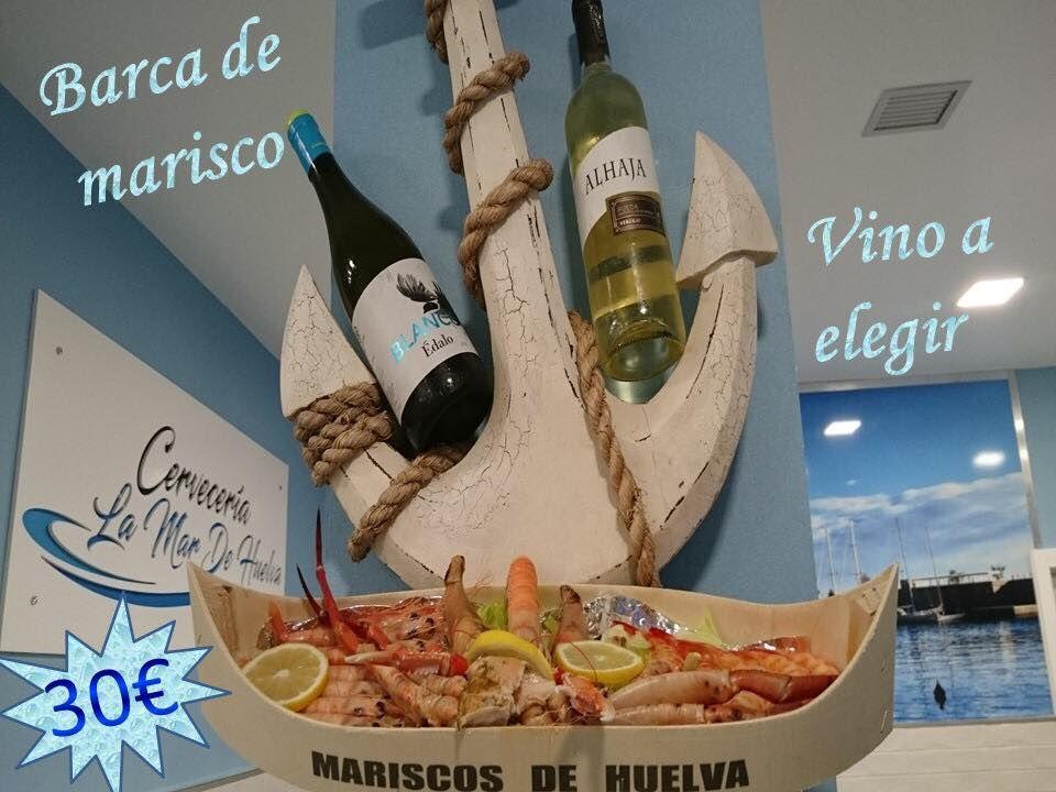 Mariscada: Servicios de La Mar de Huelva