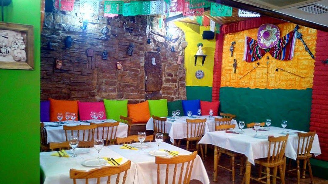 Platos de la cocina mexicana Elche