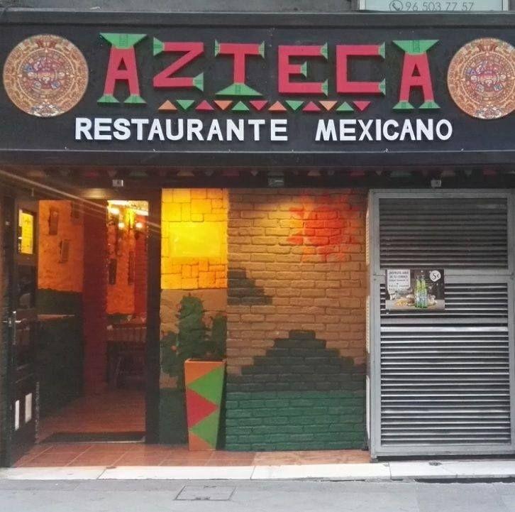 Restaurante mexicano Elche