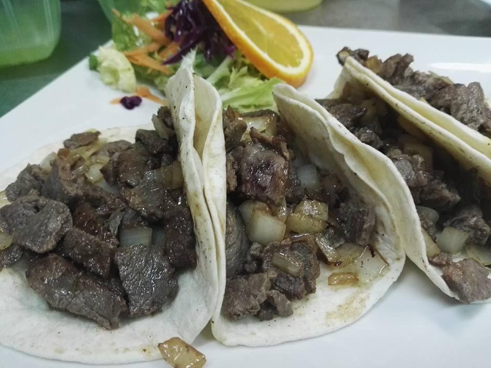 Tacos: Carta de Azteca Restaurante Mexicano