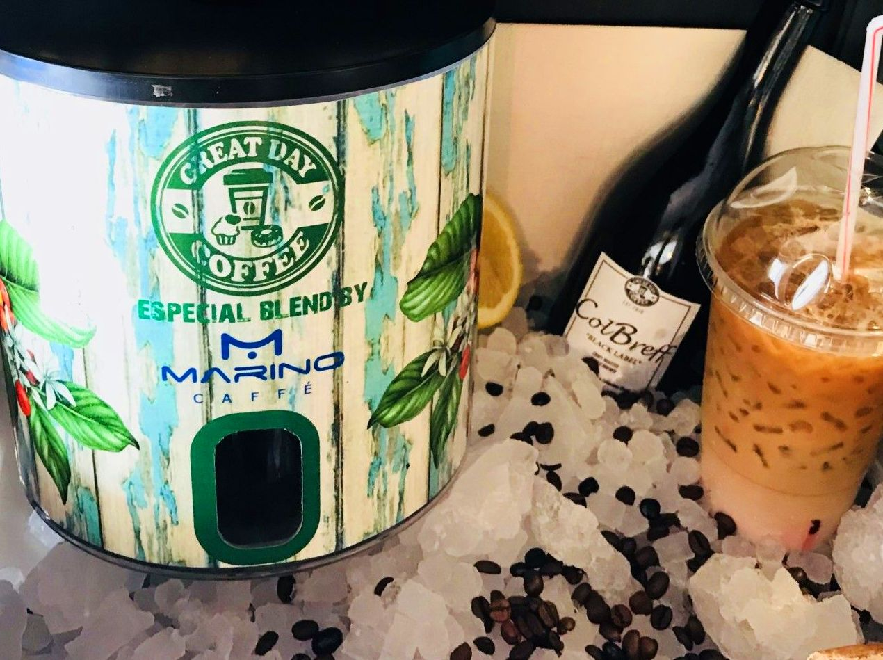 Cafés fríos: NUESTRA CARTA  de great day coffee