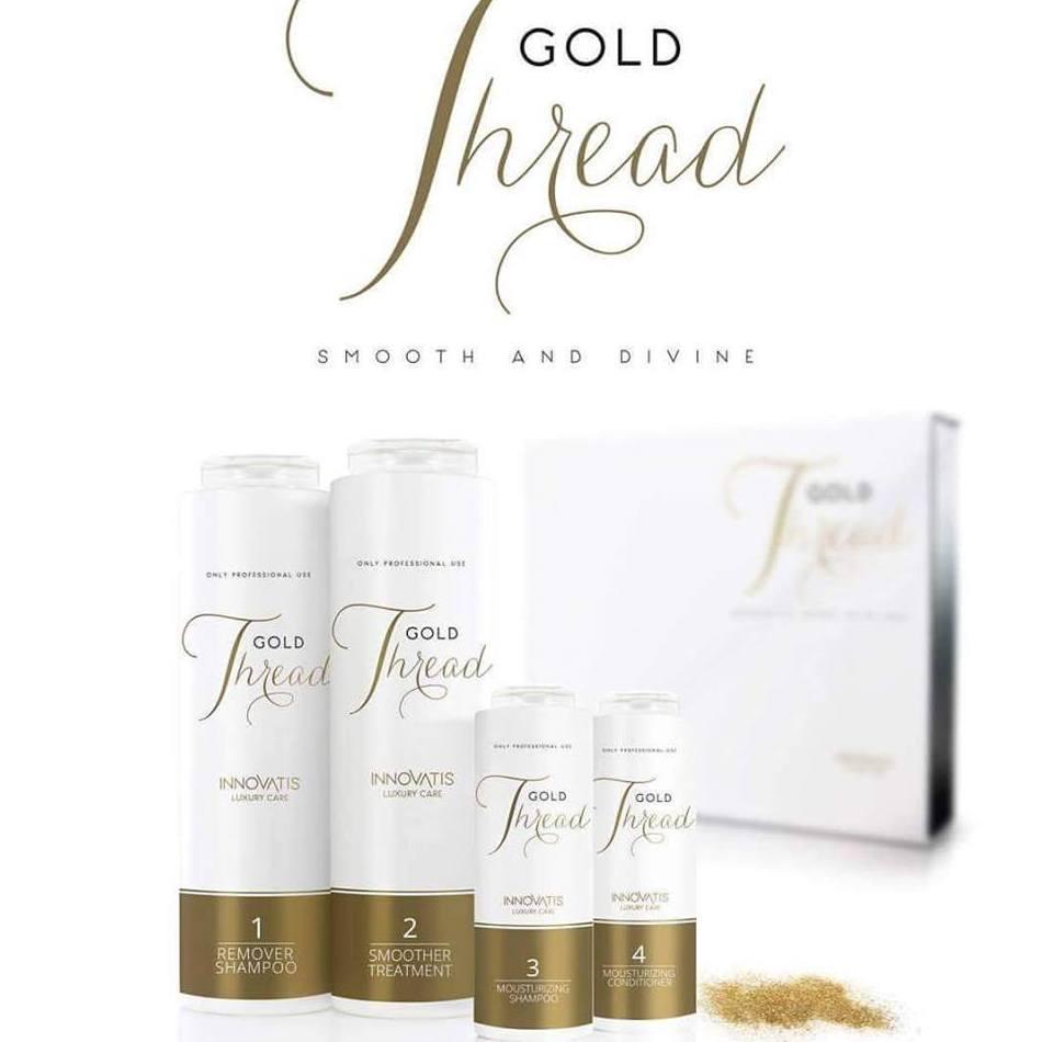 Gold Thread: Catálogo de Rocío Rivera Estudio