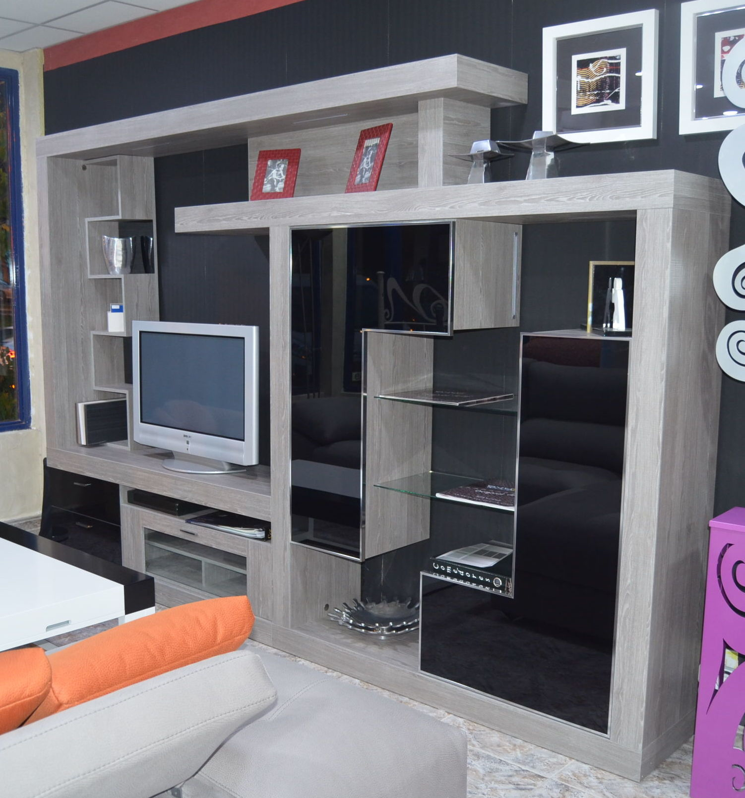 Muebles de salón: Catalogo de muebles de Muebles Contrastes