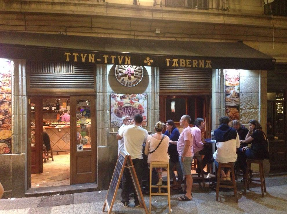 Foto 7 de Tabernas en Donostia   Ttun -Ttun