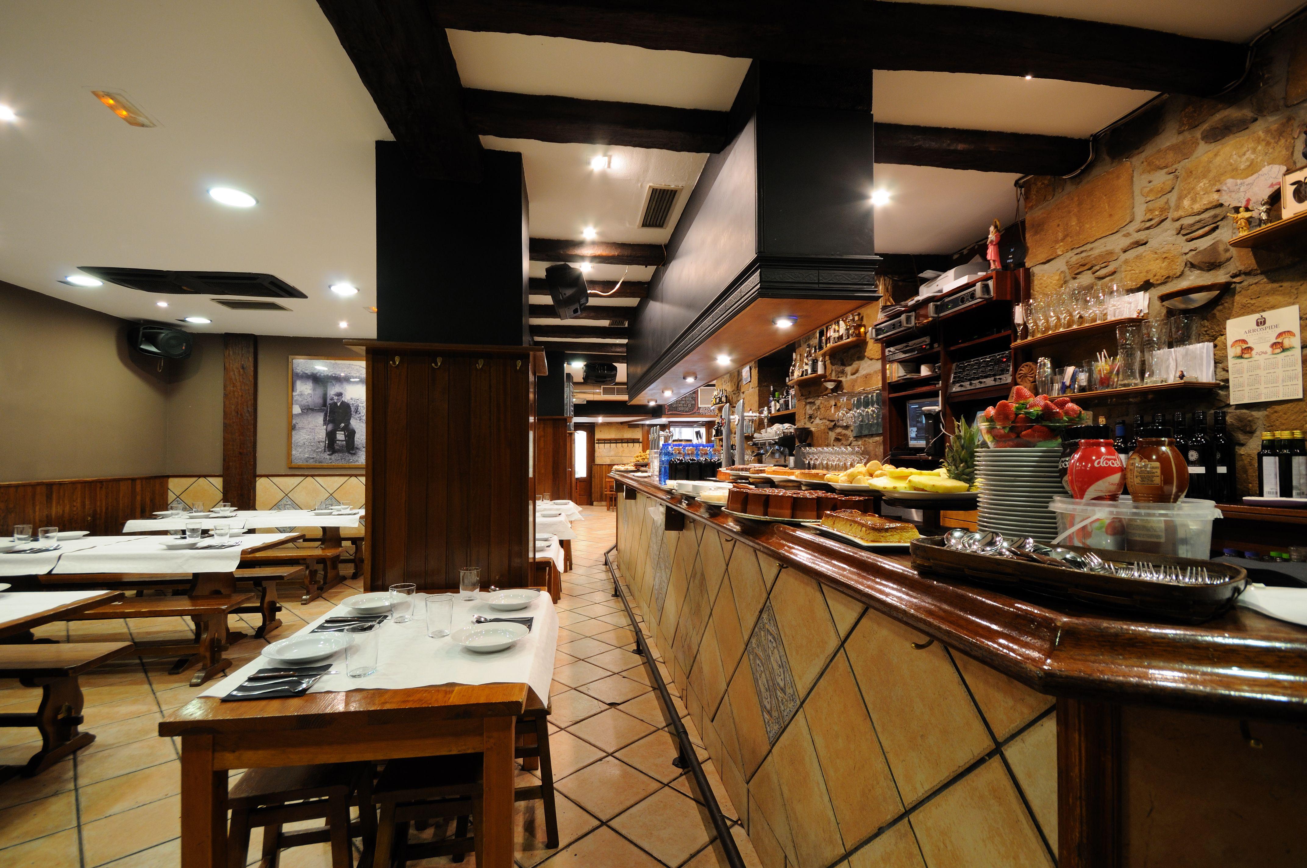 Foto 2 de Tabernas en Donostia | Ttun -Ttun