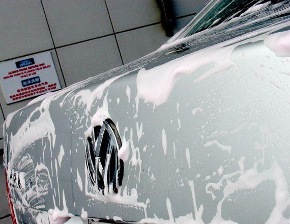 Lavado automático de coches: Servicios de Hogar del Taxista