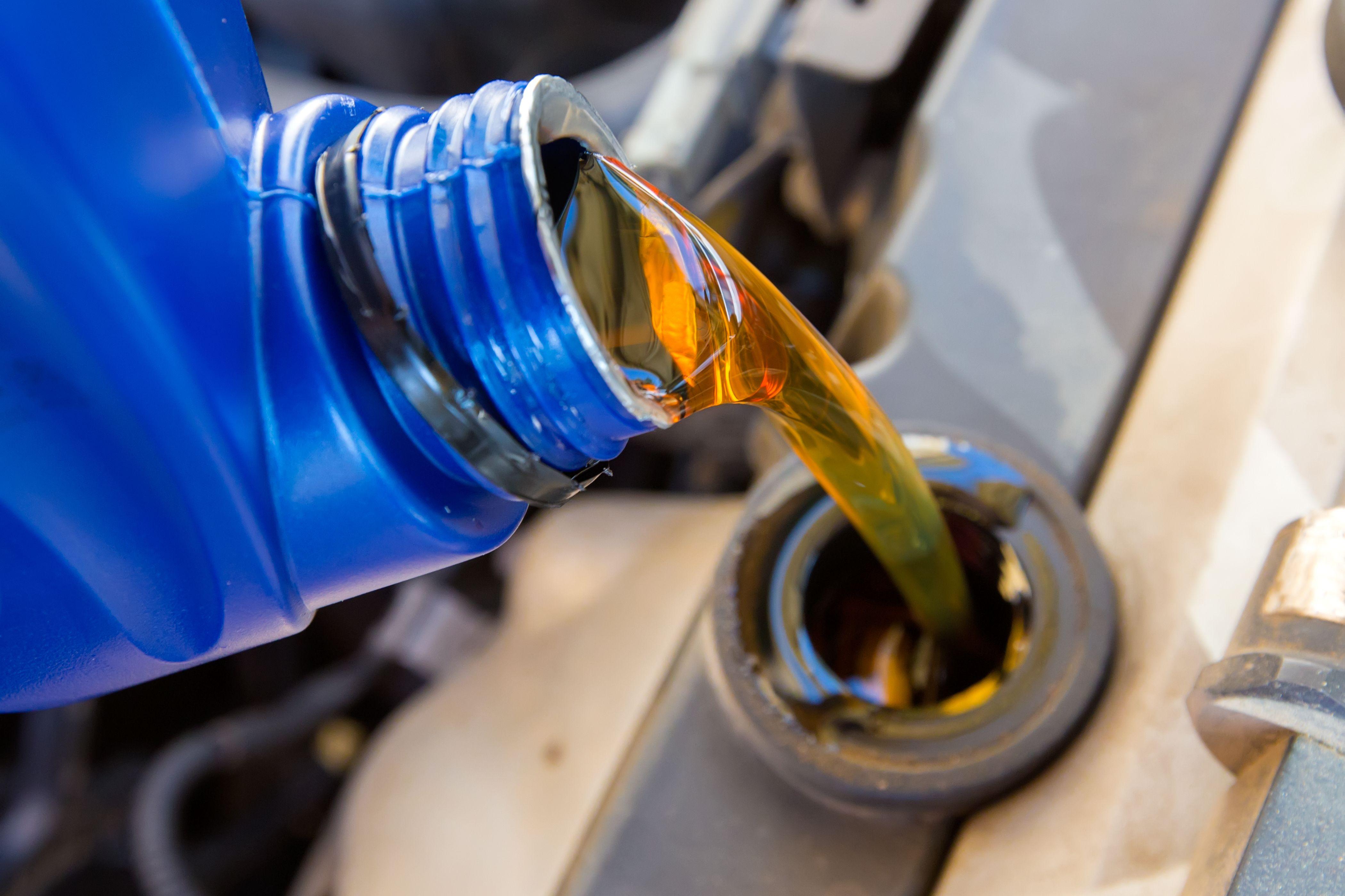 Cambio de aceite en Santa Cruz de Tenerife