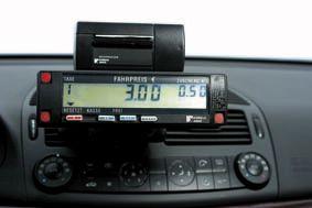 Taller de taxímetros: Servicios de Hogar del Taxista