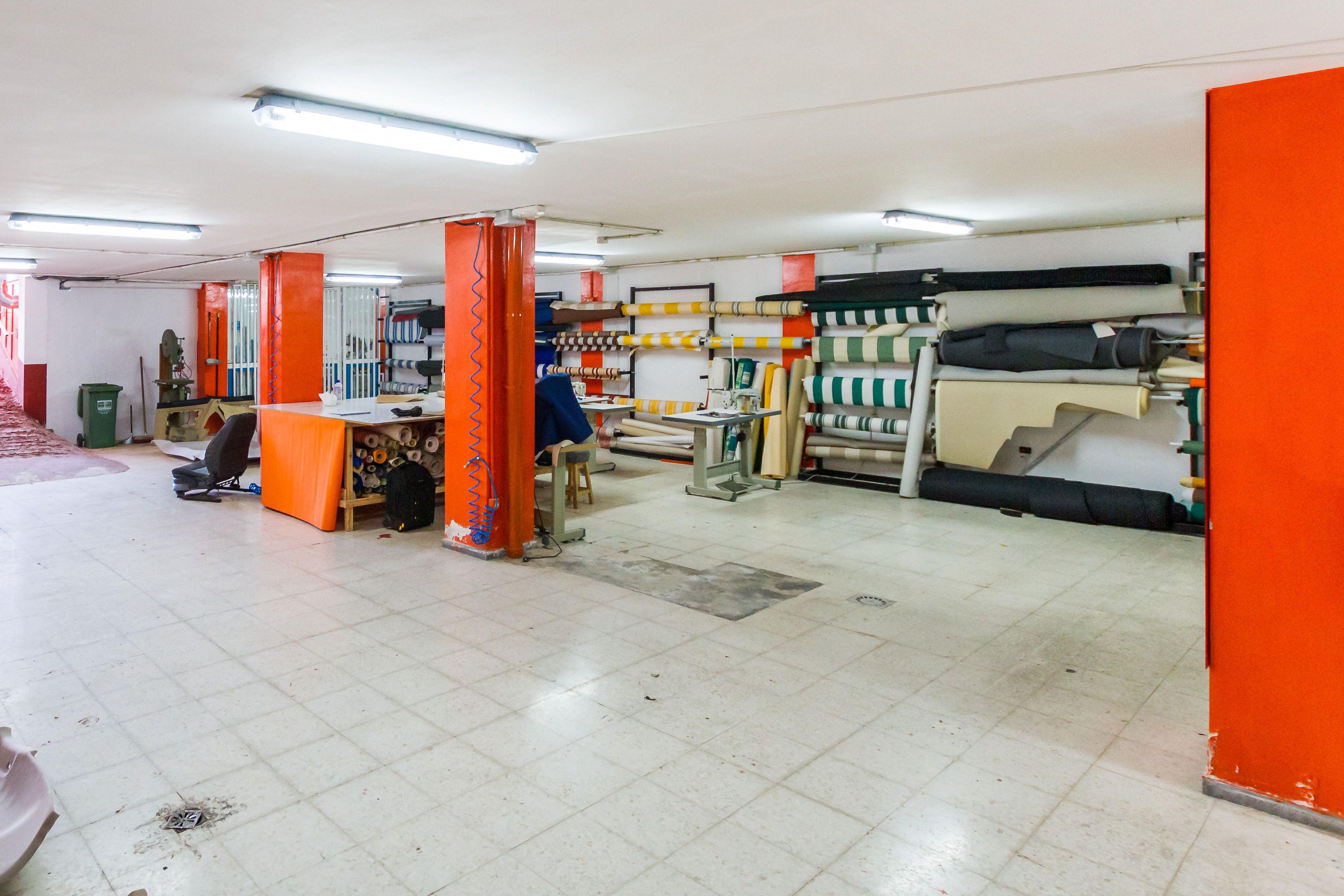 Instalaciones La Bigornia Tapicería