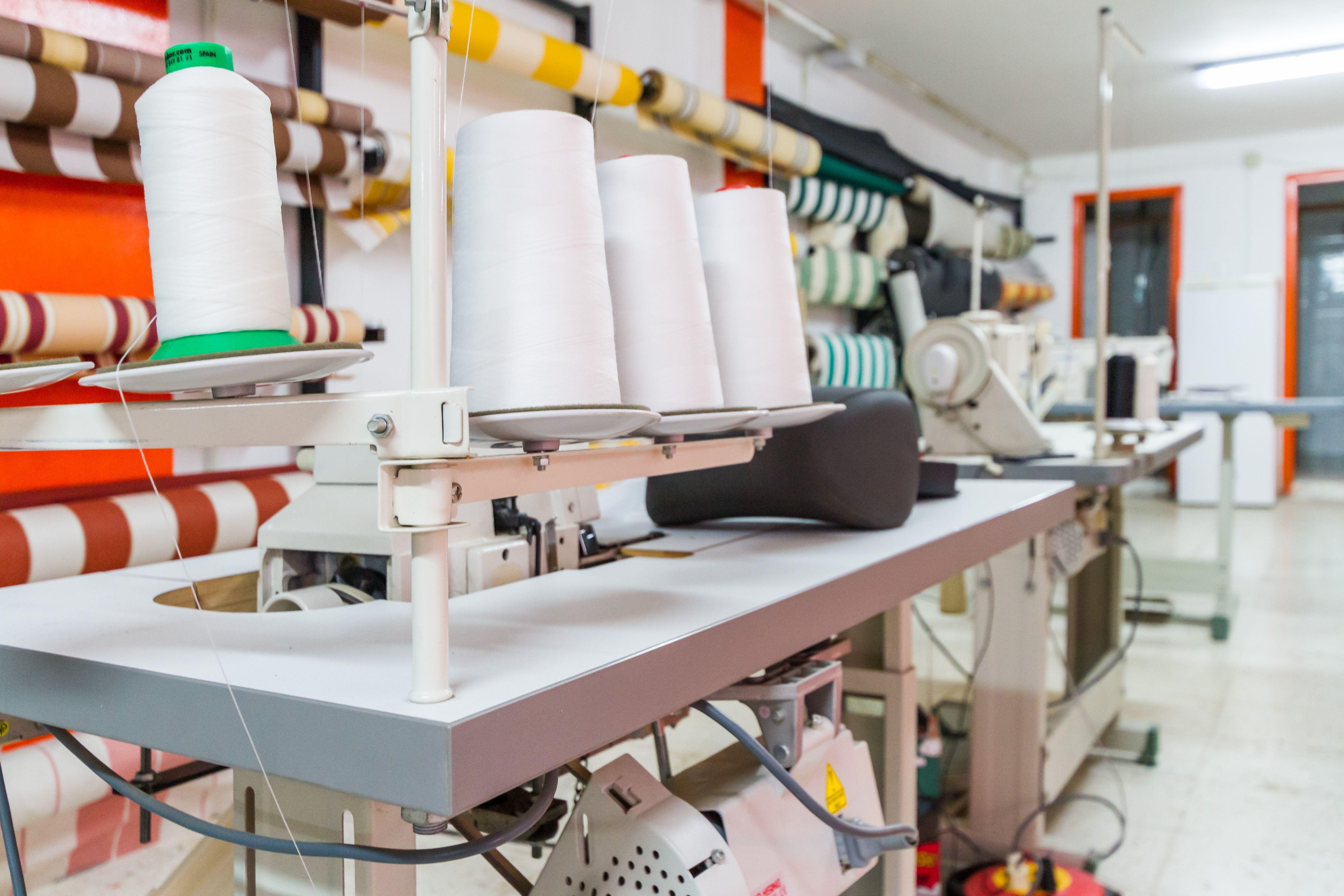 Maquinaría tapizado La Bigornia Tapicería