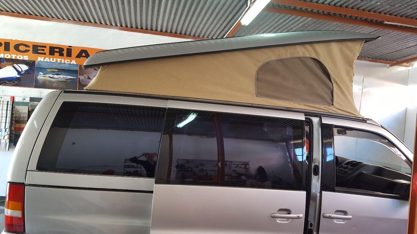 Especialistas en tapicería de coches en Tenerife