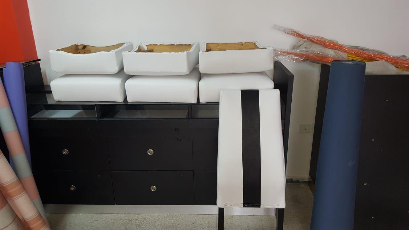 Tapicería náutica en Costa Adeje: Servicios de Tapicería La Bigornia