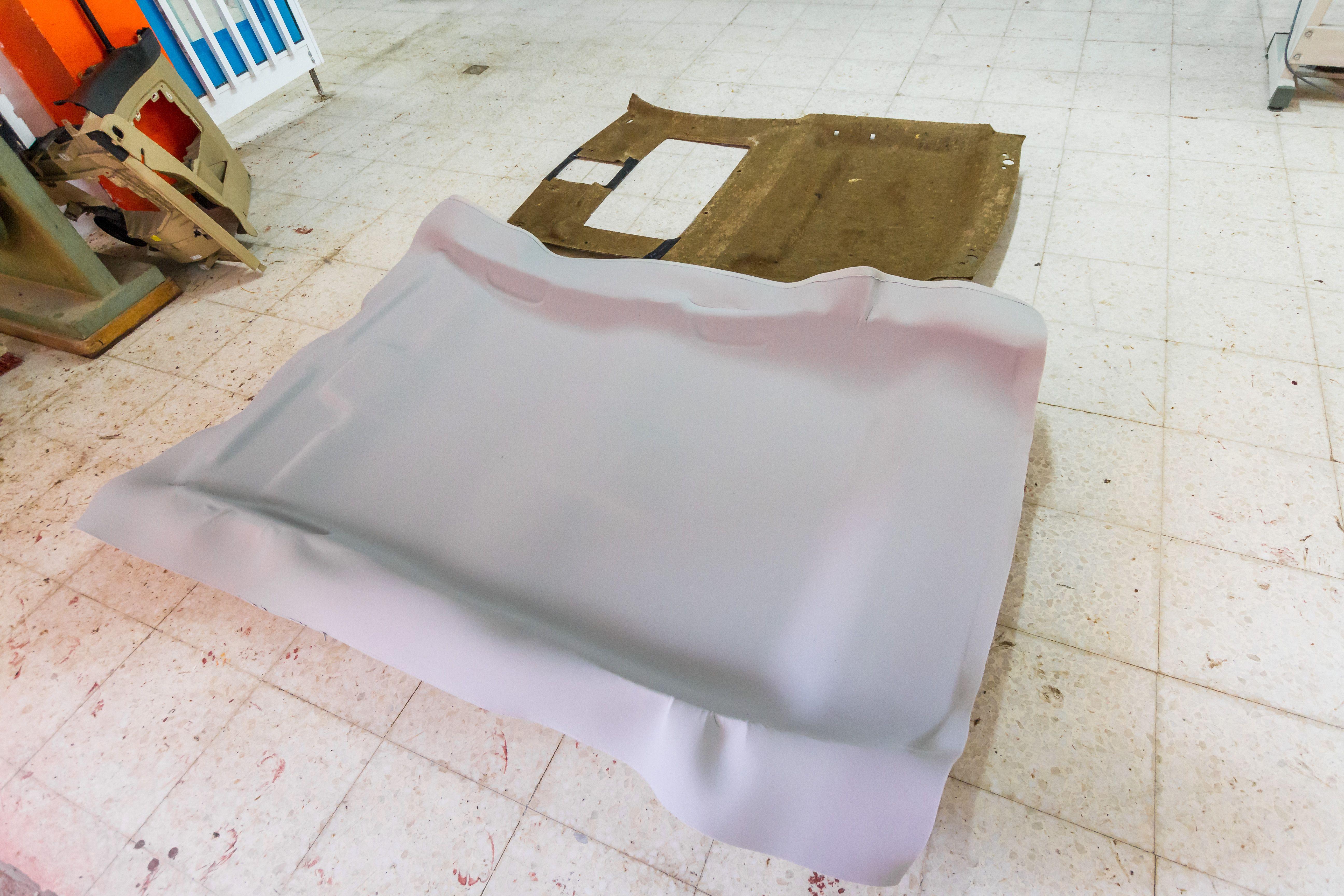 Pieza para tapizar 2 La Bigornia Tapicería