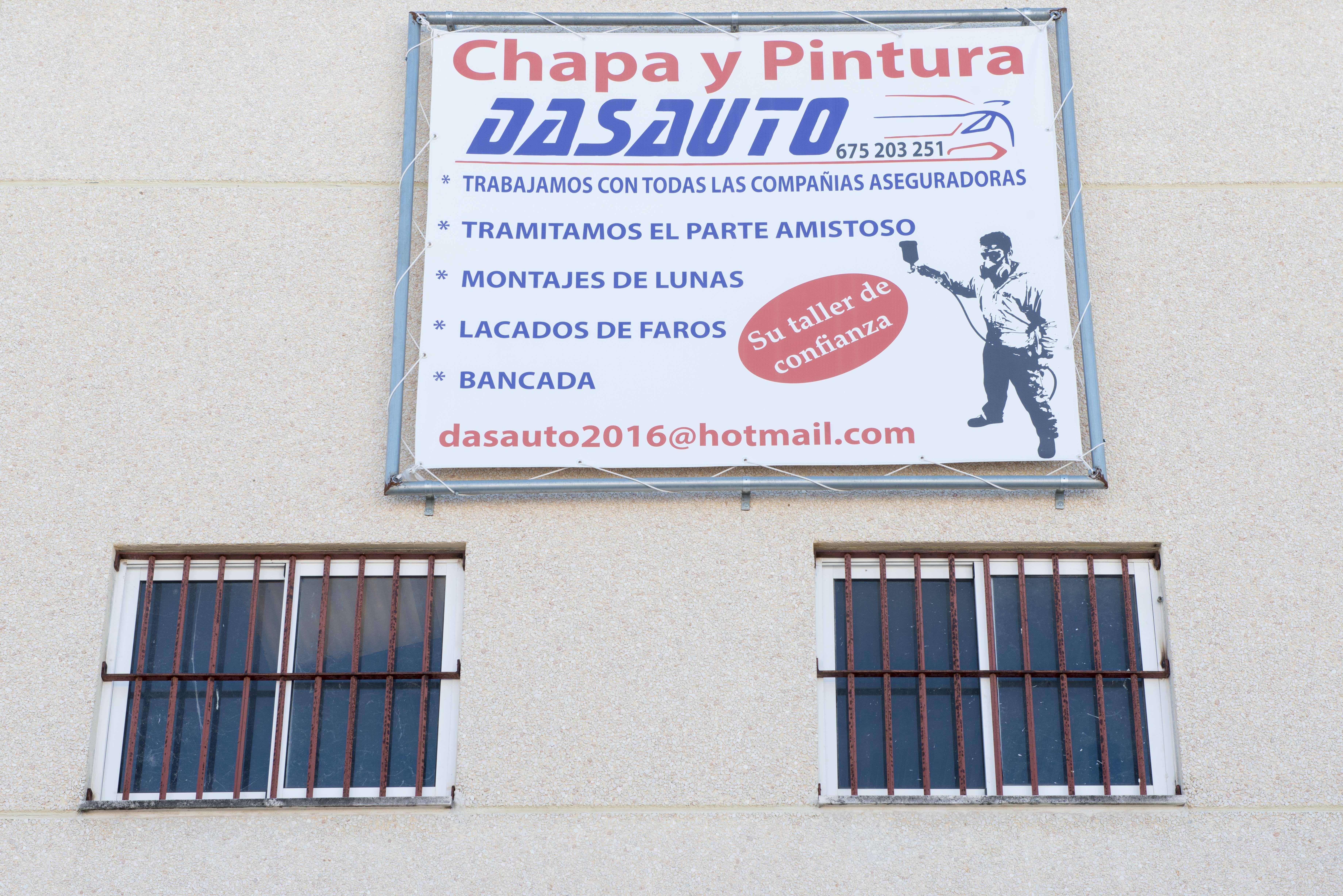 Carteles para negocios en Cádiz