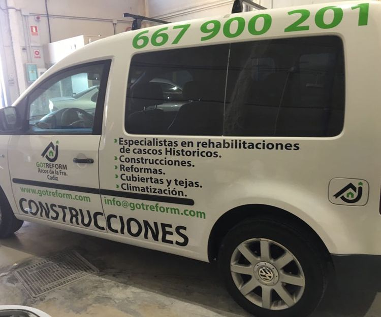 Empresa de rotulación en Cádiz