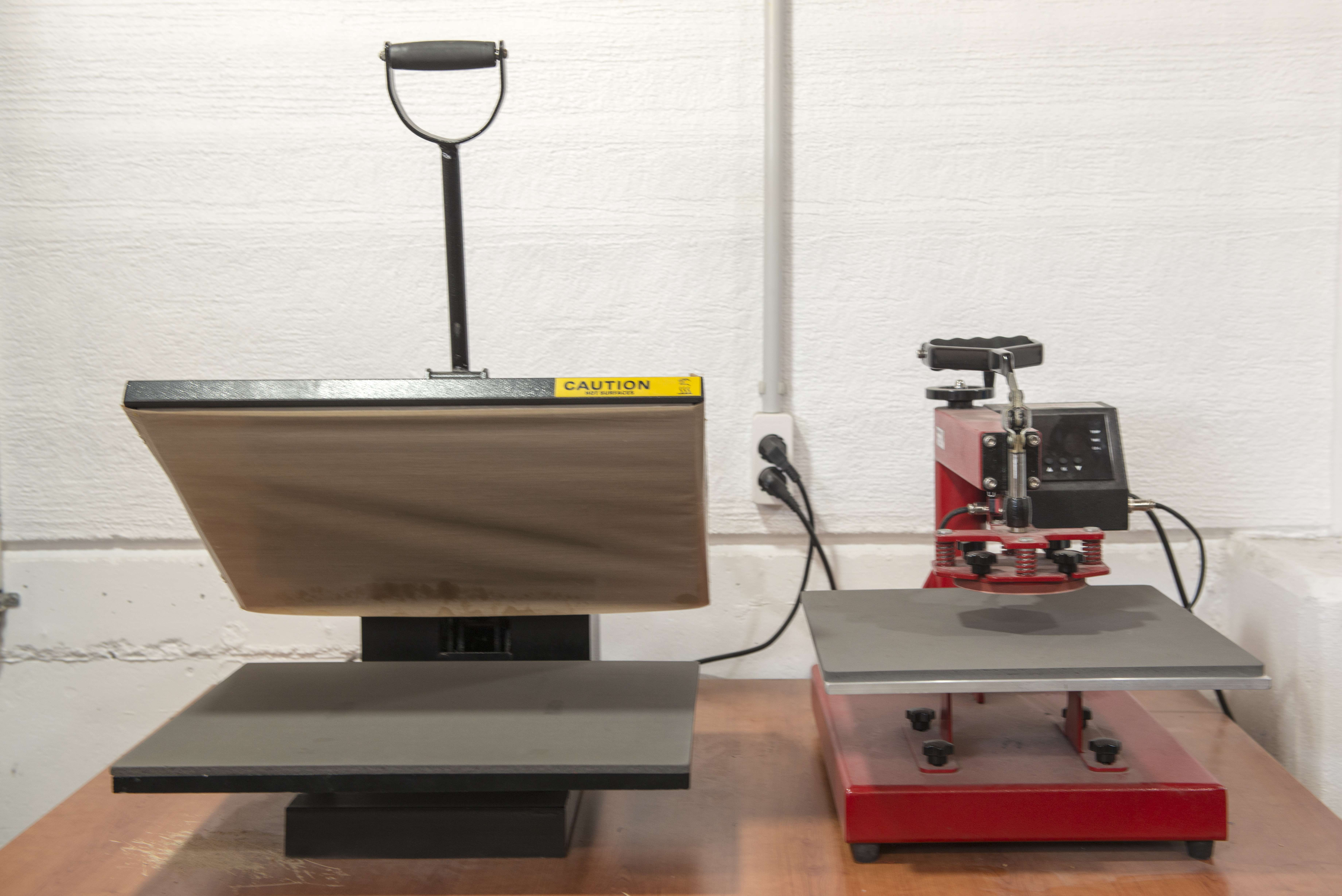 Servicio rápido y de calidad de impresión sobre textil