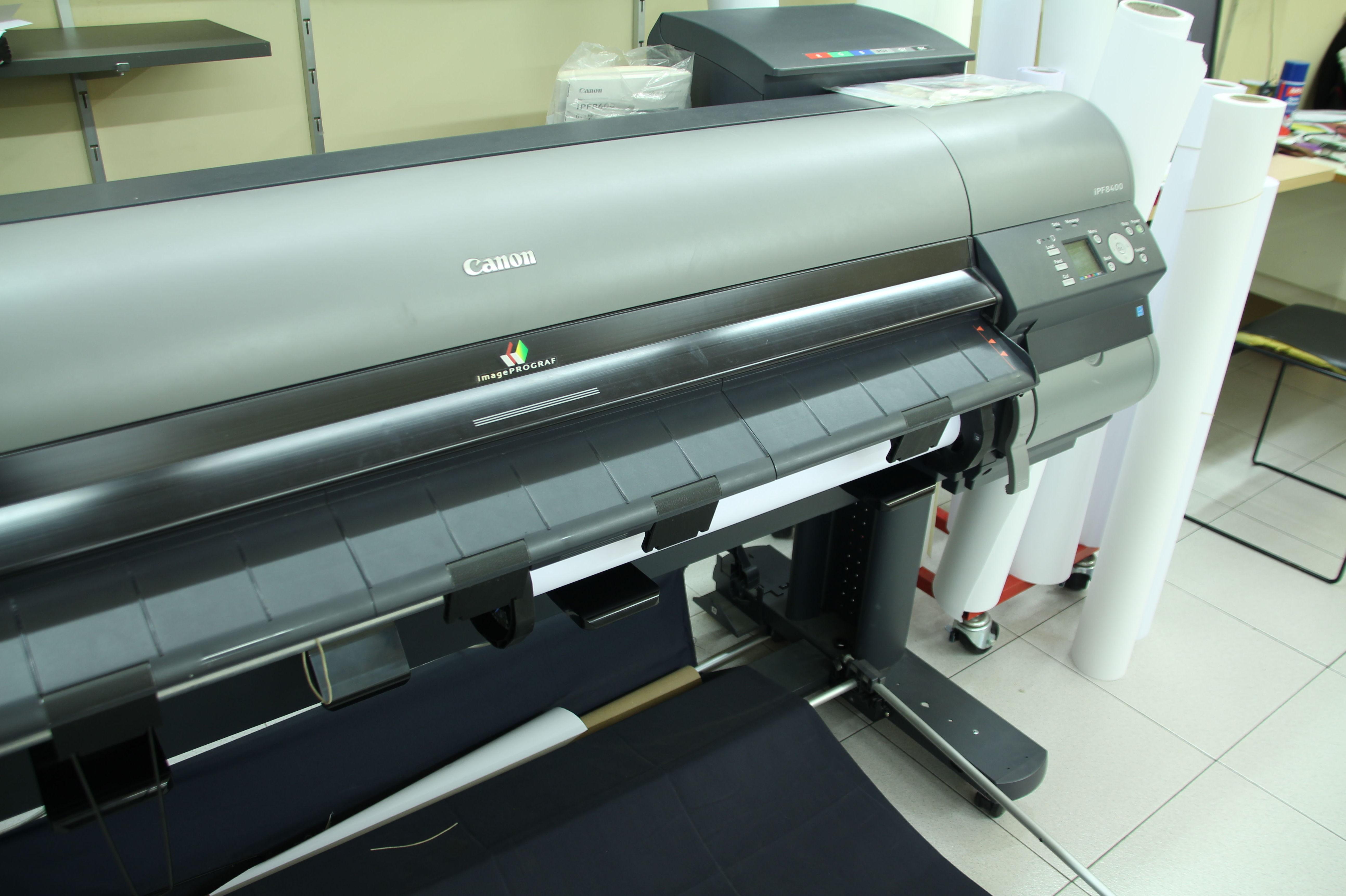 Impresión de trabajos en formato grande en Sabadell